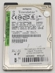 Жесткий диск 80Gb IDE 2.5' Hitachi Travelstar HTS541080G9AT00