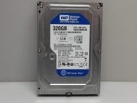 "Жесткий диск 320Gb IDE 3.5"" Western Digital WD Blue (WD3200AAJB)(б/у)"