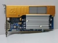 Видеокарта GIGABYTE GeForce 7300 GS 550Mhz PCI-E 128Mb 700Mhz 64 bit DVI TV YPrPb