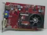 Видеокарта PowerColor Radeon HD 5550 550Mhz PCI-E 2.1 512Mb 1600Mhz 128 bit DVI HDMI HDCP