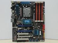 Комплект s1366: МП ASUS P6T + ЦП Intel Core i7-920 Bloomfield (4x2667MHz)(деф)(б/у)