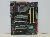 Материнская плата s775 ASUS P5Q-E (Intel P45)(DDR2)(5xPCI-E)(б/у)
