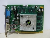 Видеокарта NVIDIA GeForce 7600GS 256MB PCI-E, DVI,