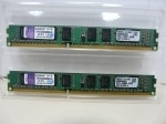Оперативная память DDR3 4Gb (2Gbx2) 1333MHz Kingston KVR1333D3S8N9K2/4G