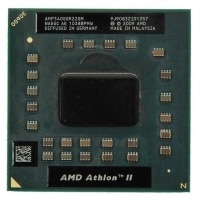 Процессор AMD Athlon II P340 (AMP340SGR22GM) / 2200 MHz / Socket S1 (S1g4) / Dual Core