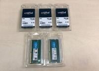 Оперативная память SO-DIMM 8GB DDR4 2666MHz Crucial [CB8G82666]